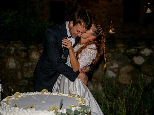Il matrimonio di Valerio e Giulia a Rocca Susella, Pavia 26