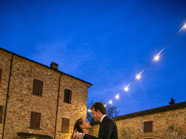 Il matrimonio di Valerio e Giulia a Rocca Susella, Pavia 29
