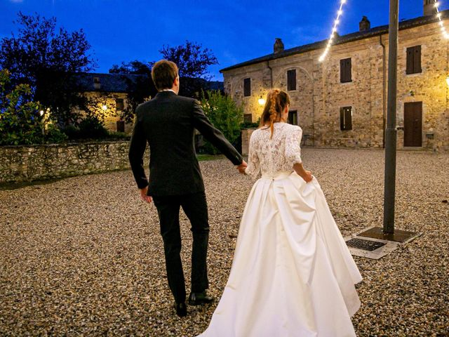 Il matrimonio di Valerio e Giulia a Rocca Susella, Pavia 30