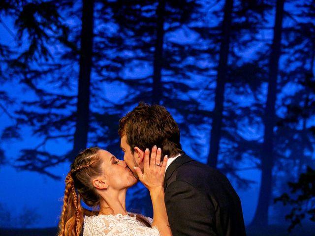 Il matrimonio di Valerio e Giulia a Rocca Susella, Pavia 31
