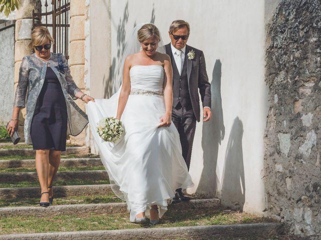 Il matrimonio di Valentina e Fabio a Negrar, Verona 37