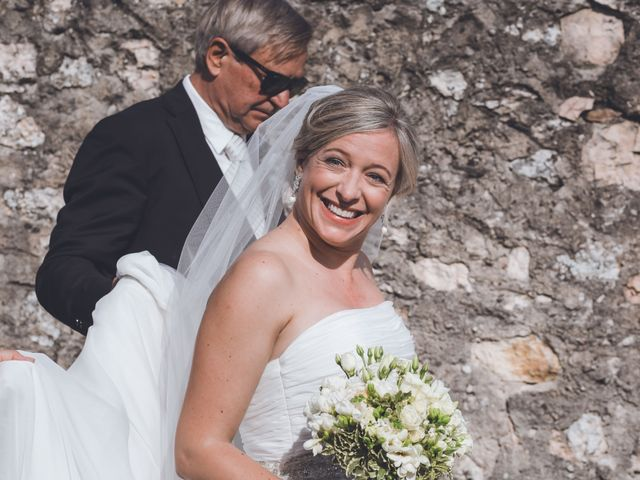 Il matrimonio di Valentina e Fabio a Negrar, Verona 38