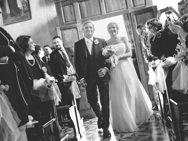 Il matrimonio di Valentina e Fabio a Negrar, Verona 42