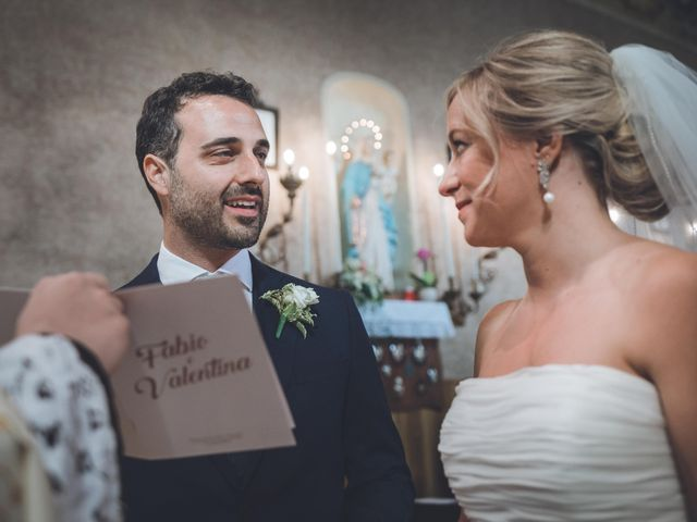Il matrimonio di Valentina e Fabio a Negrar, Verona 63