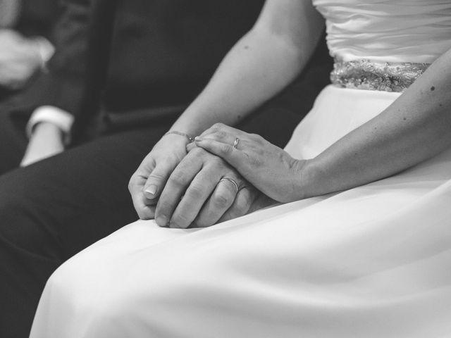 Il matrimonio di Valentina e Fabio a Negrar, Verona 69