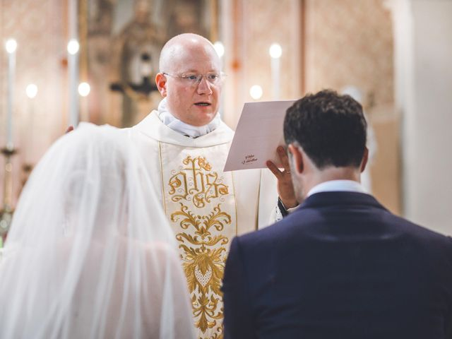 Il matrimonio di Valentina e Fabio a Negrar, Verona 75