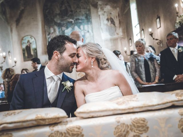 Il matrimonio di Valentina e Fabio a Negrar, Verona 78
