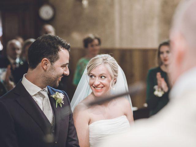 Il matrimonio di Valentina e Fabio a Negrar, Verona 82