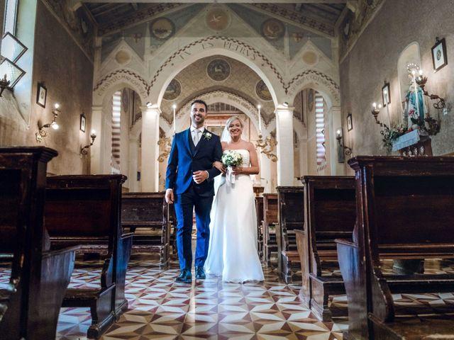 Il matrimonio di Valentina e Fabio a Negrar, Verona 84