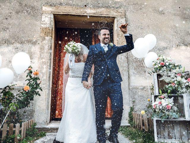 Il matrimonio di Valentina e Fabio a Negrar, Verona 85