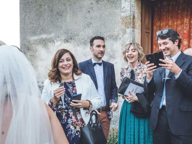 Il matrimonio di Valentina e Fabio a Negrar, Verona 90