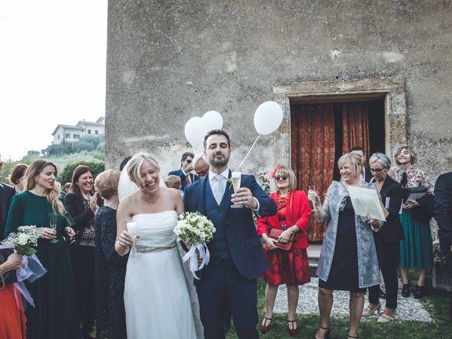 Il matrimonio di Valentina e Fabio a Negrar, Verona 95