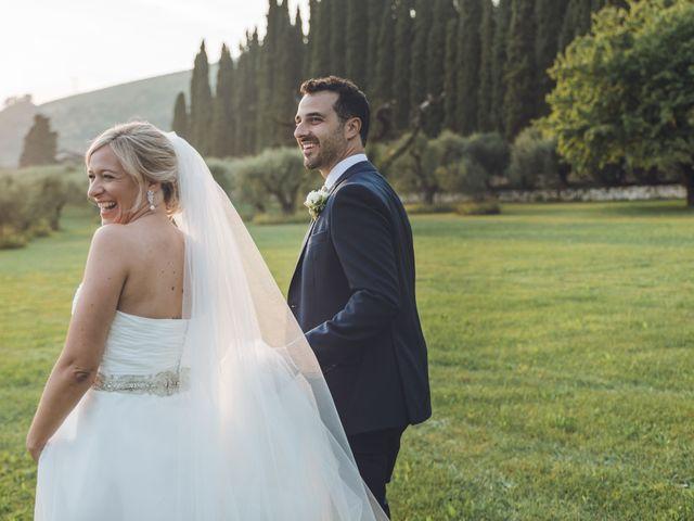 Il matrimonio di Valentina e Fabio a Negrar, Verona 102