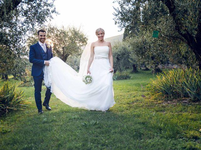 Il matrimonio di Valentina e Fabio a Negrar, Verona 105