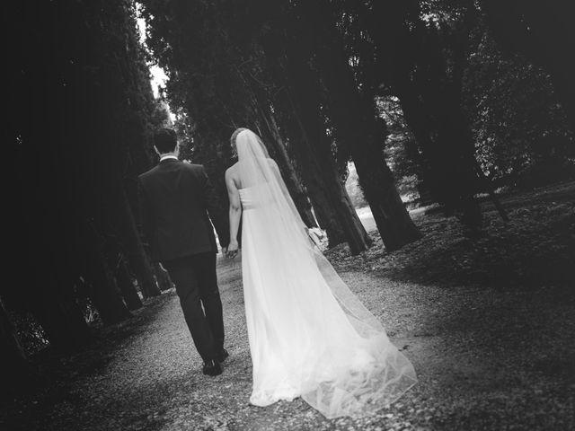 Il matrimonio di Valentina e Fabio a Negrar, Verona 107