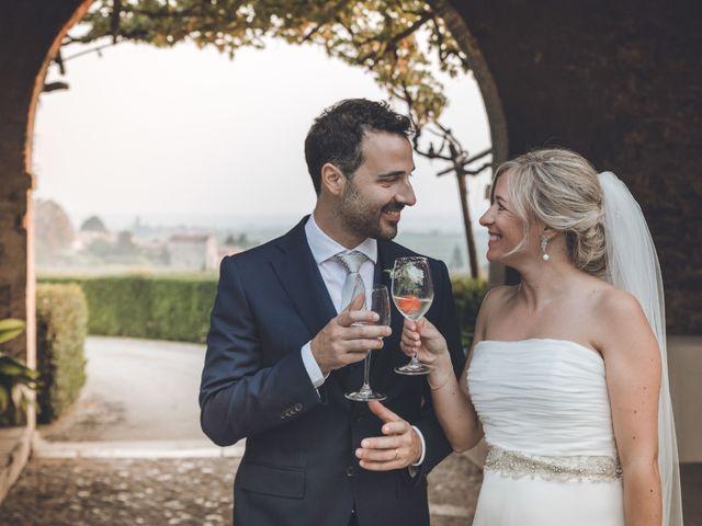 Il matrimonio di Valentina e Fabio a Negrar, Verona 110