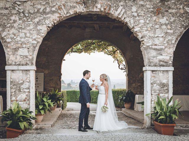 Il matrimonio di Valentina e Fabio a Negrar, Verona 111