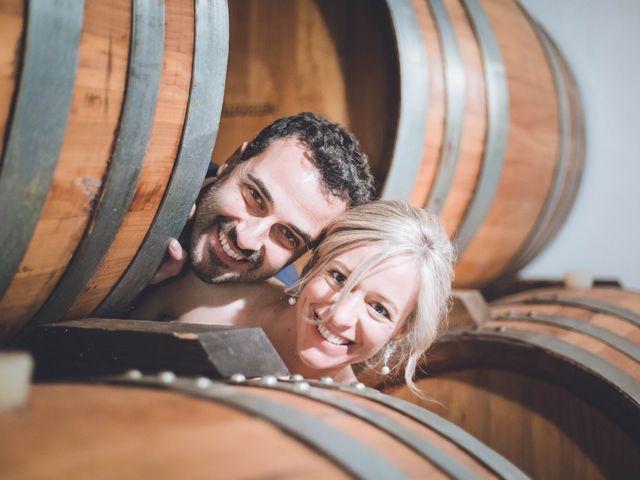 Il matrimonio di Valentina e Fabio a Negrar, Verona 129