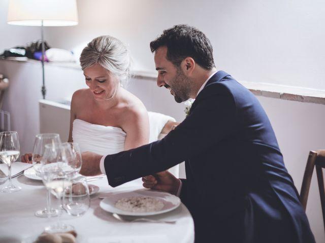Il matrimonio di Valentina e Fabio a Negrar, Verona 133