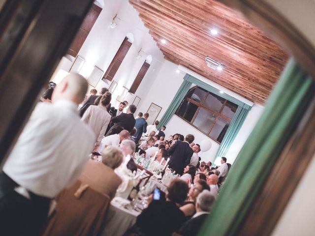 Il matrimonio di Valentina e Fabio a Negrar, Verona 138