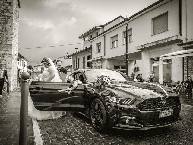 Il matrimonio di Denis e Jessica a Staranzano, Gorizia 11