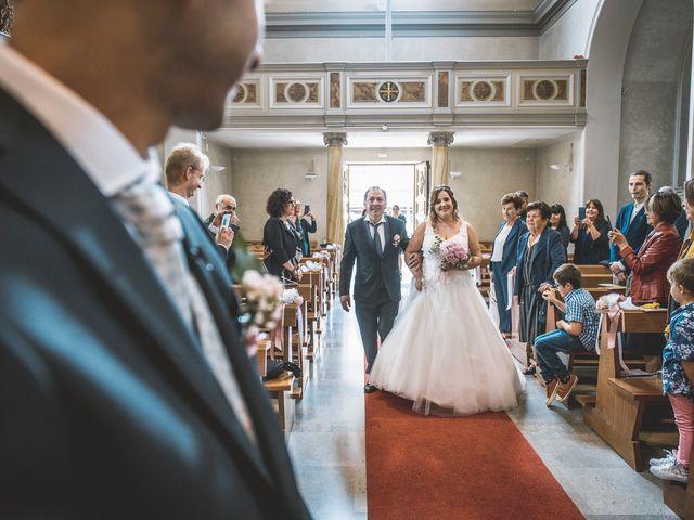 Il matrimonio di Denis e Jessica a Staranzano, Gorizia 12