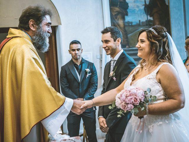 Il matrimonio di Denis e Jessica a Staranzano, Gorizia 13