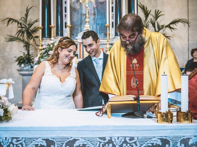 Il matrimonio di Denis e Jessica a Staranzano, Gorizia 19