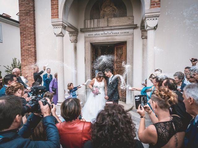 Il matrimonio di Denis e Jessica a Staranzano, Gorizia 20