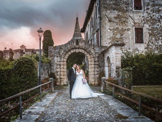 Il matrimonio di Denis e Jessica a Staranzano, Gorizia 23