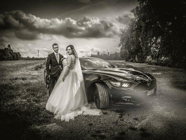 Le nozze di Jessica e Denis