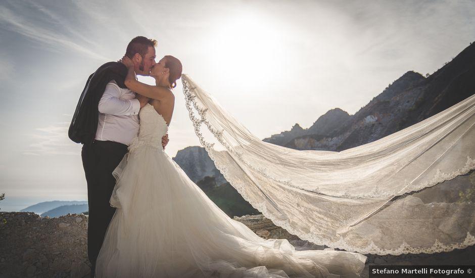 Il matrimonio di Gabriele e Sabine a Carrara, Massa Carrara