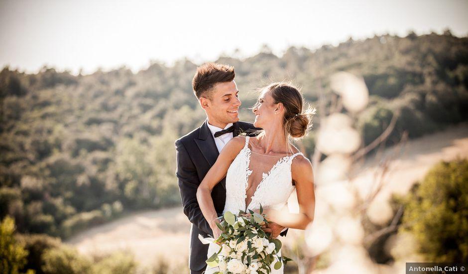 Il matrimonio di Federico e Lisa a Gambassi Terme, Firenze