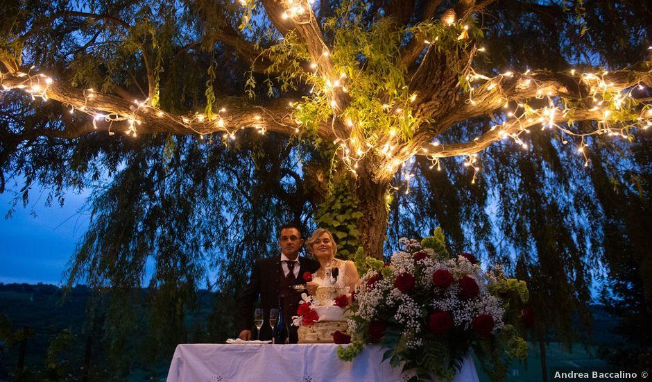 Il matrimonio di Samuel e Katia a Breme, Pavia