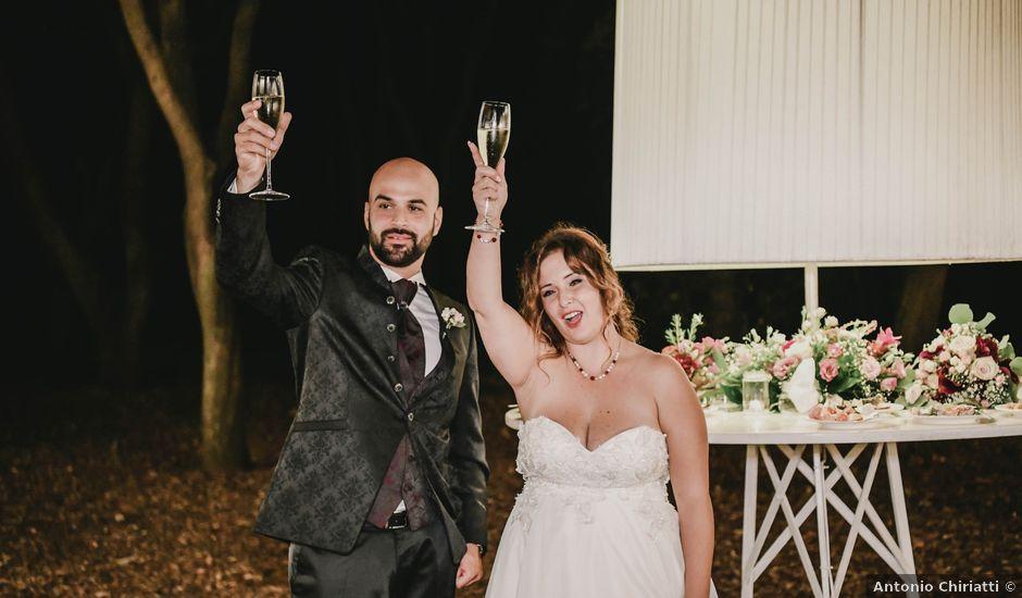 Il matrimonio di Umberto e Alessandra a Palmariggi, Lecce