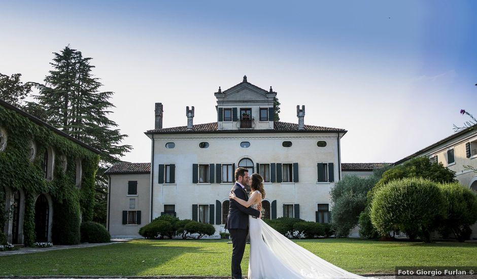 Il matrimonio di Andrea e Elena a Mansuè, Treviso