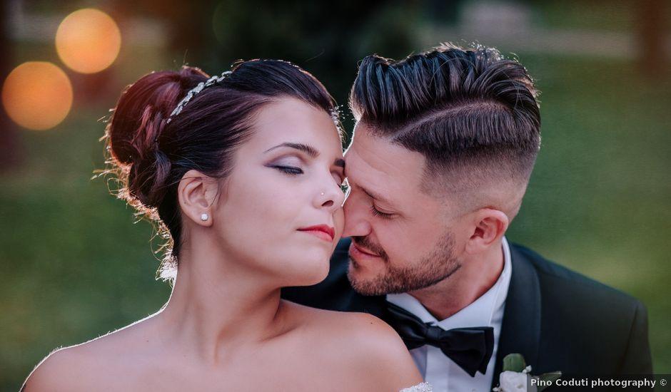 Il matrimonio di Antonio e Rossella a Casalnuovo Monterotaro, Foggia