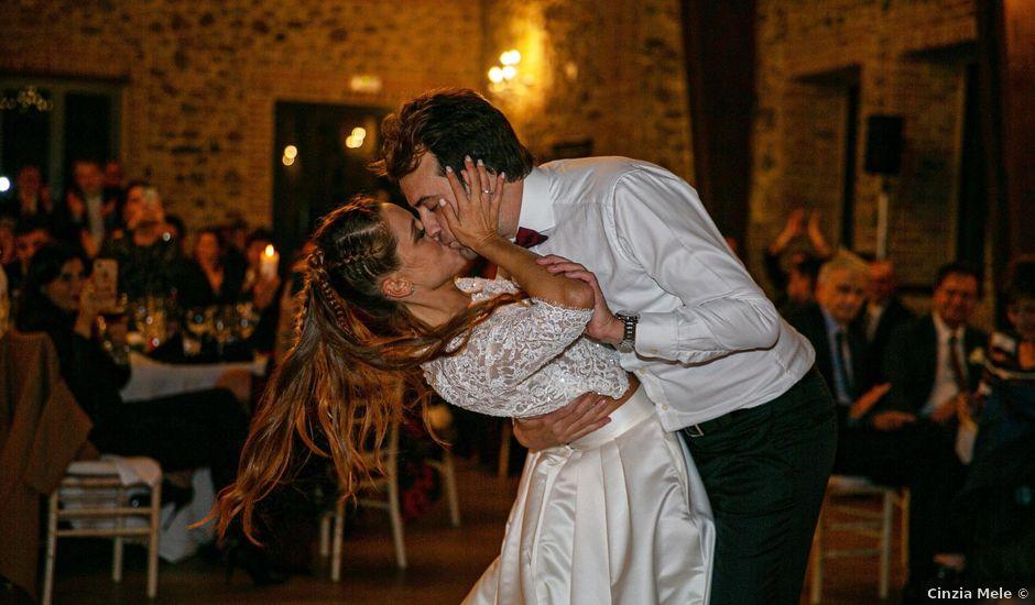 Il matrimonio di Valerio e Giulia a Rocca Susella, Pavia