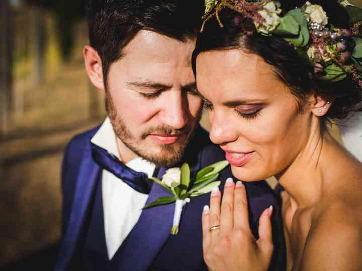le nozze di Alessia e Valerio