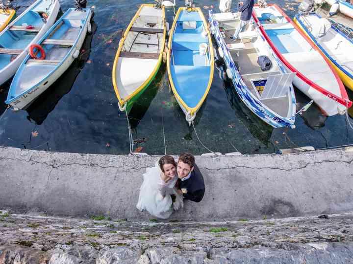 le nozze di Viola e Giacomo