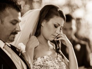 Le nozze di Claudia e Fabrizio 1