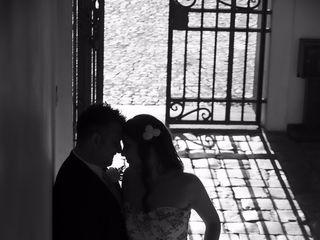 Le nozze di Claudia e Fabrizio 2
