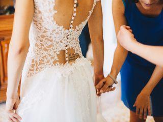 Le nozze di Elena e Matias 1