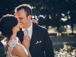 Le nozze di Elena e Matias