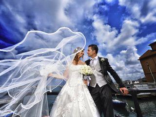 Le nozze di Luciana e Antonio