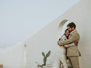 Le nozze di Vena e Nick