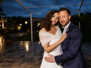 Le nozze di Sharon e Ruben