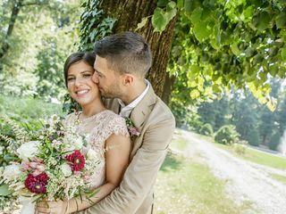 Le nozze di Cristina e Nicholas