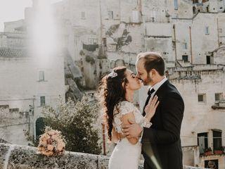 Le nozze di Mario e Anna