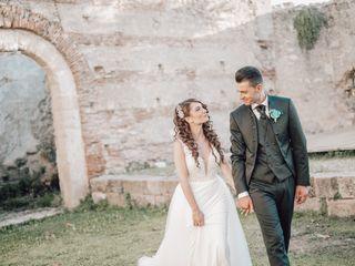 Le nozze di Deborah e Fedele